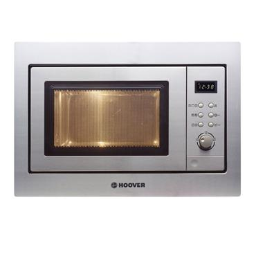 Hoover Built-in Microwave Oven And Grill - Stainless Steel | HMG201X