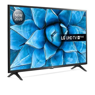 "LG UN73 50"" 4K Ultra HD Smart LED TV 