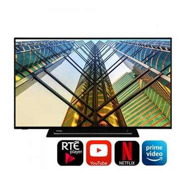 "Toshiba 50"" 4K UHD Smart TV | 50UL3063DB"