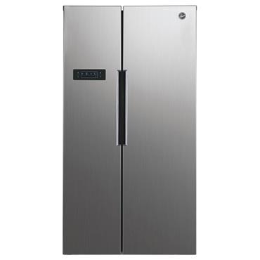 Hoover 521 Litre American Fridge Freezer - Stainless Steel | HHSBSO6174XK