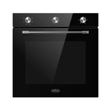 Belling Built-in 60cm Single Electric Oven - Black | BI65FBLK