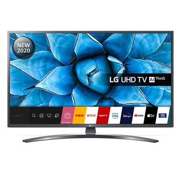 "LG 65"" Smart 4K Ultra HD HDR LED TV with Google Assistant & Amazon Alexa 