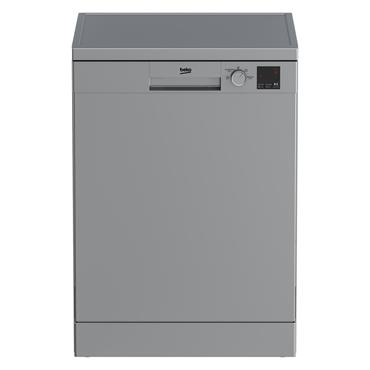 Beko 13 Place Free Standing Dishwasher - Silver | DVN04320S