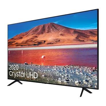 "Samsung TU7020 55"" 4K Ultra HD LED Smart TV - Black | UE55TU7020KXX"