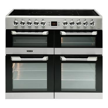 Leisure 100cm Range Cooker - Stainless Steel   CS100C510X