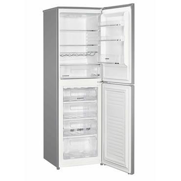 Hoover 176cm 50/50 Fridge Freezer - Inox | HCF5172XK