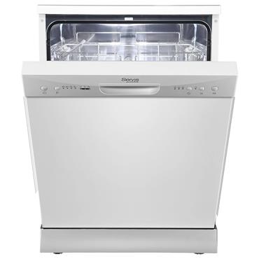 Servis 12 Place Dishwasher - White   S2612M2WH