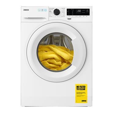 Zanussi 9kg 1400 Spin Washing Machine - White | ZWF944A2PW