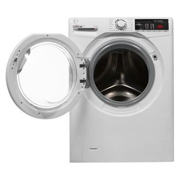Hoover 10kg 1400 Spin Washing Machine - White | H3W410TE-80