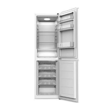 Servis 178cm 50/50 Smart Frost Fridge Freezer - White | S75555SKW