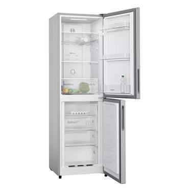 Bosch 183cm 50/50 Frost Free Fridge Freezer - Inox | KGN27NLFAG