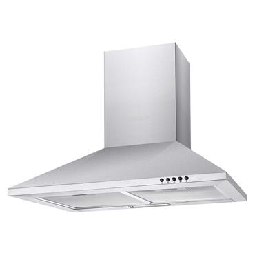 Candy 60cm Chimney Cooker Hood - Stainless Steel | CCE60NX/1