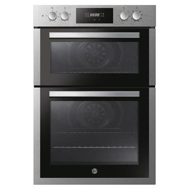 Hoover Built-In Double Electric Oven - Stainless Steel | HO9DC3E3078IN