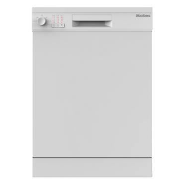 Blomberg 14 Place Freestanding Dishwasher - White | LDF30210W