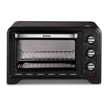 Tefal Optimo 19 Litre Mini Oven with Rotisserie Black | OF445840