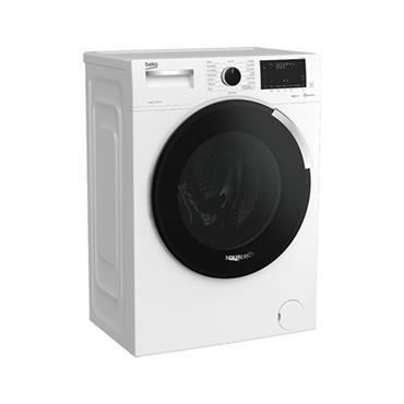 Beko 8kg 1400 Spin Aquatech Washing Machine | WEY84P64EW