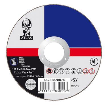 "4.5"" STEEL GRINDING DISC"