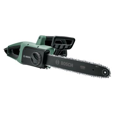 Bosch Universal Chain 35cm 1800W Electric Chainsaw - Black & Green | 06008B8370