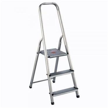 Artub 3 Step Aluminium Step Ladder | 0333-14