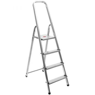 Artub 4 Step Aluminium Step Ladder | 0333-16