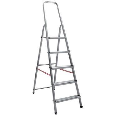 Artub 5 Step Aluminium Step Ladder | 0333-18