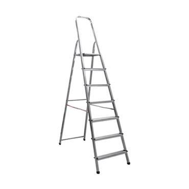 Artub 7 Step Aluminium Step Ladder | 0333-22