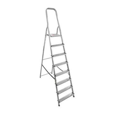 Artub 8 Step Aluminium Step Ladder | 0333-24