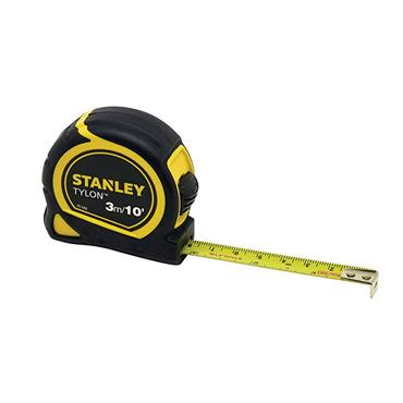 Stanley Tylon Pocket Tape 3m/10ft (Width 13mm) Carded | STA030686N
