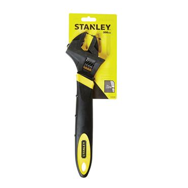 Stanley MaxSteel Adjustable Wrench 300mm (12in) | STA090950