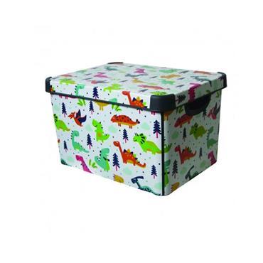 Curver Dinosaur Decorated Storage Box 40cm x 30cm x 25cm | CUR233671