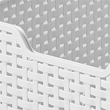 Curver Style Storage Box Medium - White | CUR188961