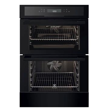 Electrolux Built-in Double Oven Black | EOD5720AAK