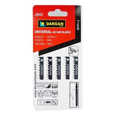 Dargan 5 Pack Wood Jigsaw Blades (Bosch Festo Metabo Dewalt Skill) | JB09