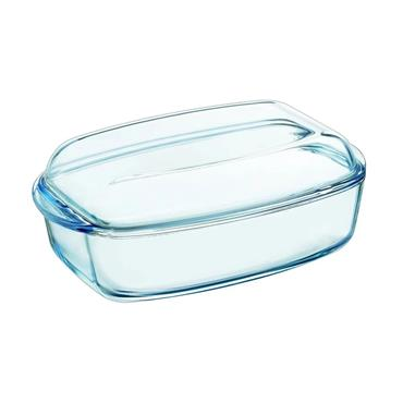 Pyrex Rectangular 6.5 Litre Casserole Dish | 37cm x 22cm x 14cm | PX0466