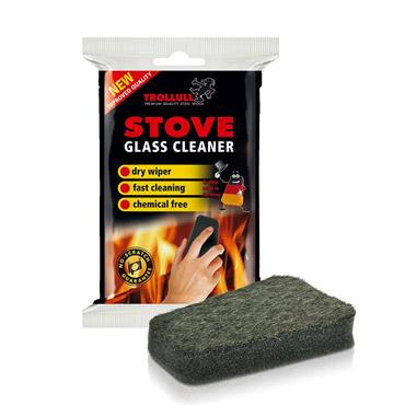 Trollull Stove Glass Cleaner Pads 2 Pack | TR606424