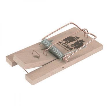 Luna Ultra Power Wooden Rat Trap | 020212
