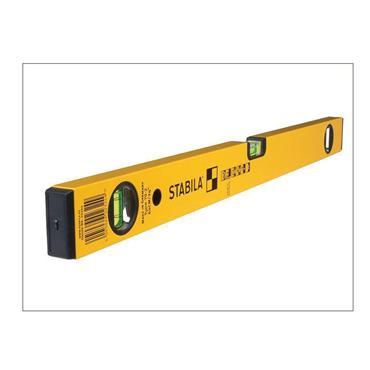 Stabila 70-2-100 Double Plumb Spirit Level 3 Vial 100cm   STB70240