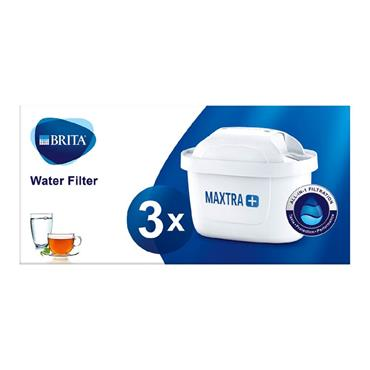 Brita Maxtra Spare Water Filters 3 Pack | S1303