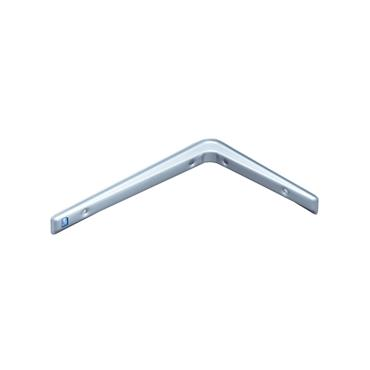 Shelf Bracket 120mm x 80mm - White | ELE106Z