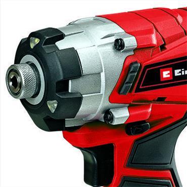 Einhell Li Power X-Change Impact Driver 18V 1 x 2.0Ah Li-ion   TE-CI 18/1
