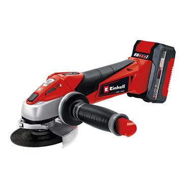 Einhell Power X-Change Angle Grinder 115mm 18V 1 x 3.0Ah Li-ion Battery | EINTEAG18LK