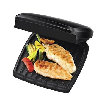 GEORGE FOREMAN 2 PORTION COMPACT GRILL | 23400
