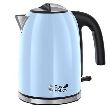 Russell Hobbs Colours Plus 1.7 Litre Kettle Heavenly Blue | 20417