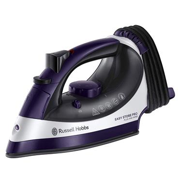 Russell Hobbs Plug & Wind Easy Store Steam Iron | 23780