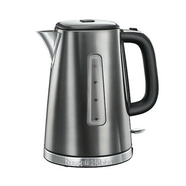 Russell Hobbs 1.7 LITRE Luna Moonlight Grey  Kettle Rapid Boil | 23211