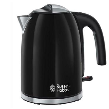 Russell Hobbs 1.7 Litre Colour Plus Kettle Jet Black | 20413
