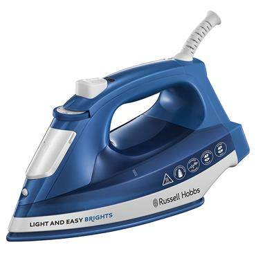 Russell Hobbs 2400W Light & Easy Steam Iron - Sapphire Blue | 24830