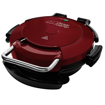 GEORGE FORMAN 7 PORTION ENTERTAINING 360 grill Red   24640