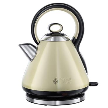 Russell Hobbs 1.7 Litre Legacy Quiet Boil Kettle Cream | 21888