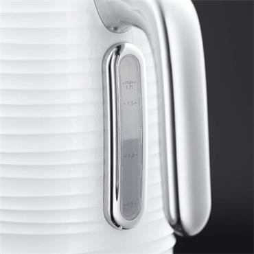 RUSSELL HOBBS 1.7 Litre INSPIRE KETTLE WHITE | 24360